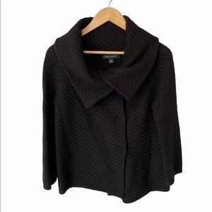 Banana Republic Cashmere blend woven sweater Small